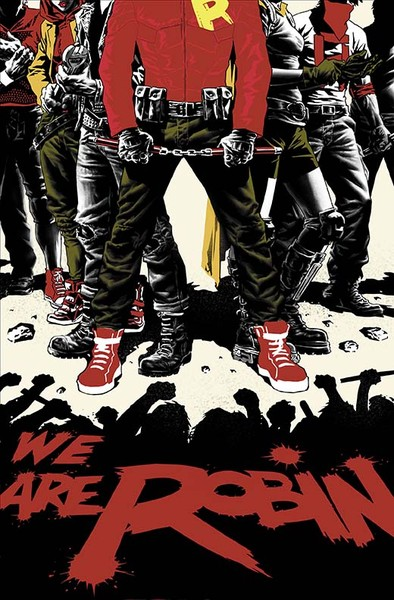 We Are...Robin Cover 2