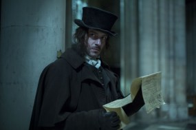 Childermass looking up in Jonathan Strange & Mr Norell