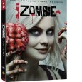 iZombie: The Complete First Season cover