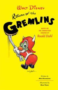 Walt Disney Return of the Gremlins Cover
