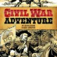 Civil War Adventure Book One Cover