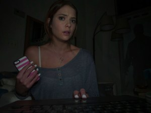 Ashley Benson in Ratter