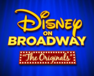 Disney on Broadway The Originals Logo