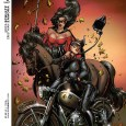 Swords of Sorrow: Black Sparrow & Lady Zorro Cover