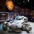 The Batmobile from Batman v Superman: Dawn of Justice--front view