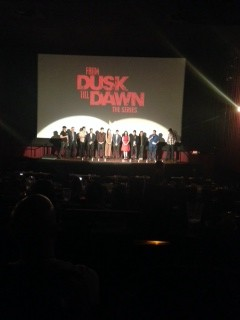 The cast of From Dusk Til Dawn: The Series
