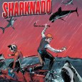Archie vs Sharknado Cover 2