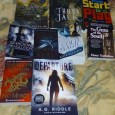 Books in the the SDCC 2015 Free Novel challenge