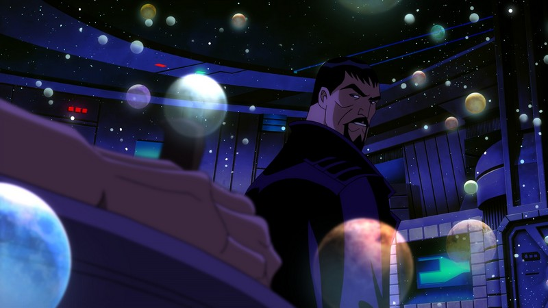 Superman from Justice League Gods & Monsters