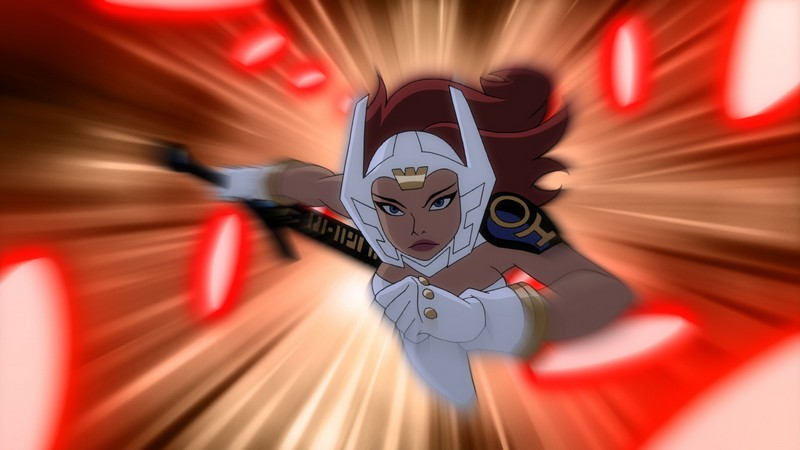 Wonder Woman from Justice League Gods & Monsters