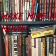 Which Book do you want made into a movie or a miniseries? Bookshelf!
