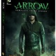 Arrow: The Complete Third Season Cover