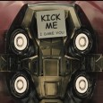 Hulk Buster with Kick Me Sign Avengers Gag Reel