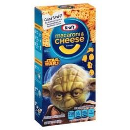 Kraft Macaroni and Cheese Star wars