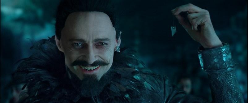 Blackbeard (Hugh Jackman)