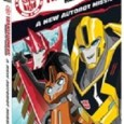 Transformers Robots in Disguise DVD cover