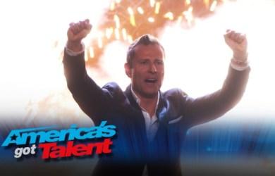 Season 10 winner America's Got Talent Paul Zerdin