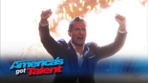 Season 10 winner America's Got Talent Paul Zerdin