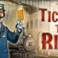 Ticket to Ride Poster