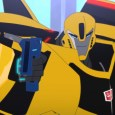 Bumblebee in A New Autobot Mission