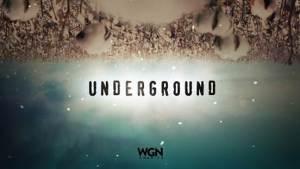 Underground poster image