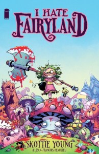I Hate Fairyland #1 Cover