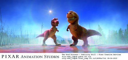 T-Rexes, they make anything better