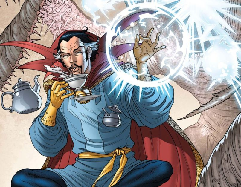 Doctor Strange from Marvel Comics