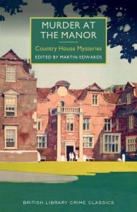 Cover for Murder at the Manor