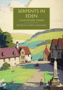 Cover for Serpents in Eden