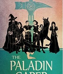 Cover for The Paladin Caper