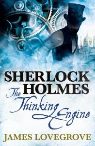 Cover Sherlock Holmes: The Thinking Engine