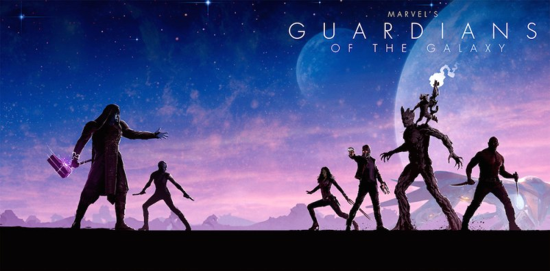 Guardians of teh Galaxy