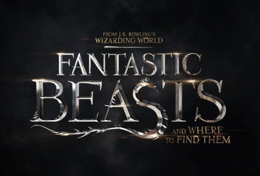 Fantastic Beasts and Where to Find Them Trailer Logo