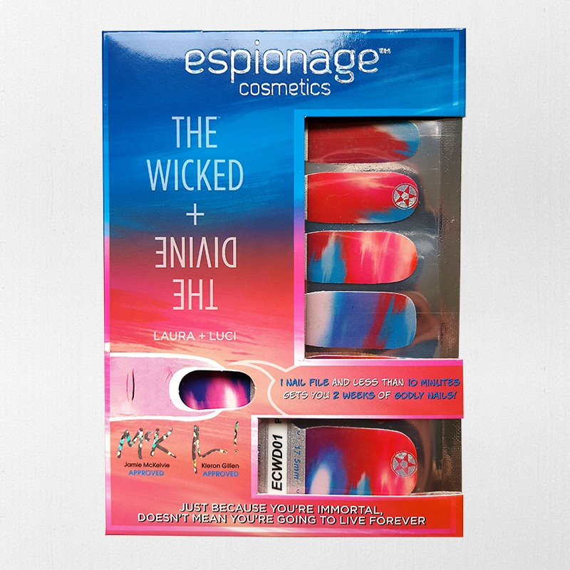 Image from Espionage Cosmetics