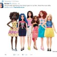 New Barbies #TheDollEvolves