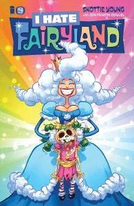 I Hate Fairyland #4 Cover Art
