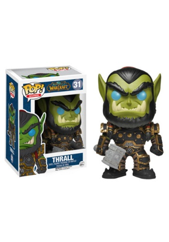 World of Warcraft Thrall Pop Vinyl figure