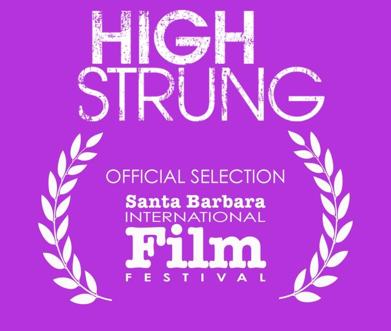 High Strung Official Selection Logo