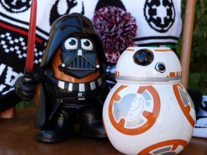 Darth Vader and BB-8