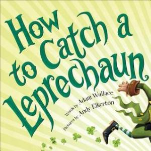 How to catch a leprecahun Cover