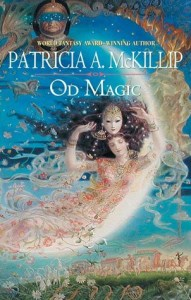 Cover for Od Magic