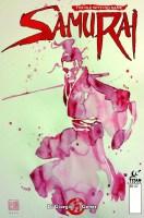 Samurai #1 Cover B