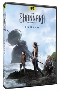 Shannara Chronicles Season One Cover