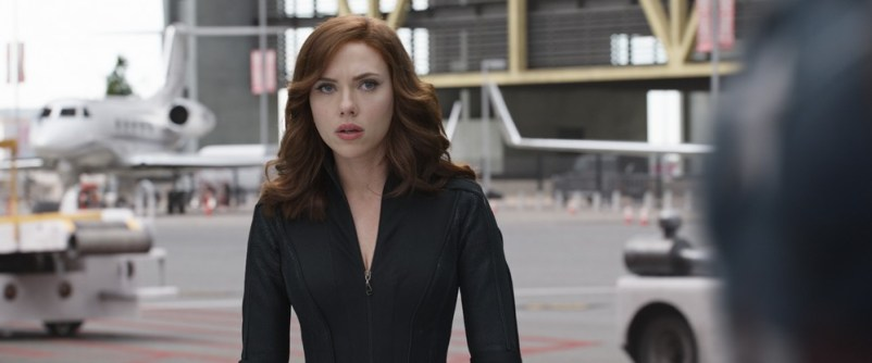 Why is she on #TeamIronMan? You'd think she'd know all about second chances.