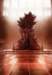 The Iron Throne Marc Simonetti