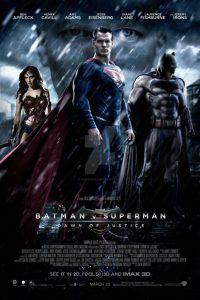 Batman v. Superman Poster
