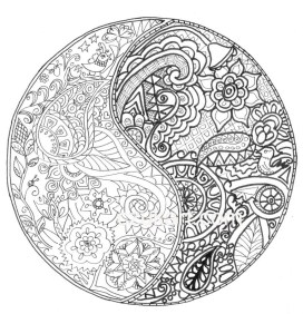 Mandala from Patterns of the Wheel