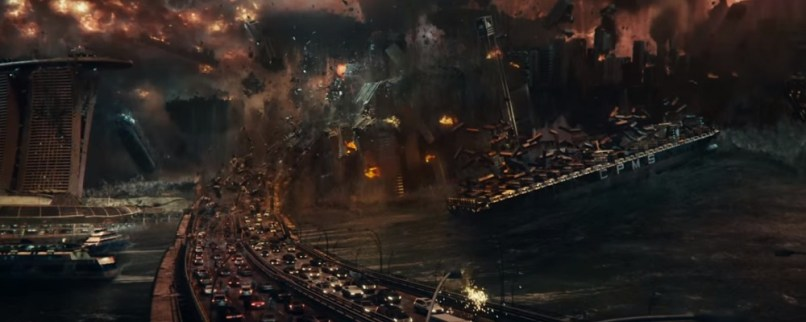 Independence Day: Resurgence Gravity Stops working