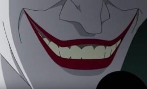 Joker Grin in The Killing Joke